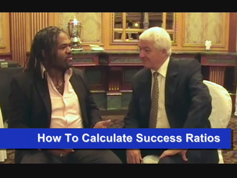 how to calculate success ratios